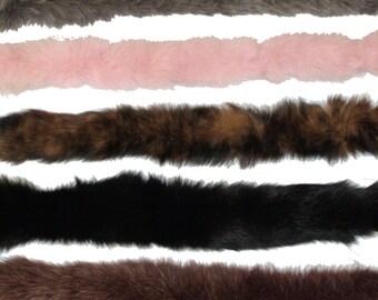 Glacier Wear Utility Dyed Fox Fur Ruff