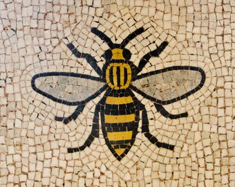 The Manchester Bee (2016). Fine art photography, Manchester