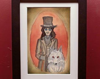 Bram Stoker's Dracula Archival Art Print