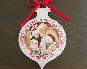 Christmas Card // Photo Holiday Card // Free address printing // Free 2-Day Shipping