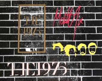 The 1975 Vinyl Decals | Stickers