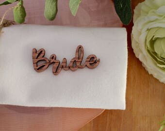 x150 rose gold wooden place name wedding party place card