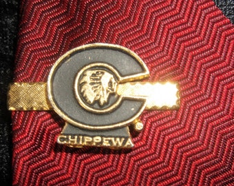 Official Chippewa Boot tie clip