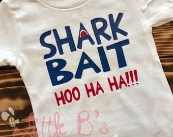Disney Shirt   Finding Nemo Shirt   Shark Bait Hoo Ha Ha   Shark Bait Shirt   Finding Dori   Finding Nemo Shark Bait Shirt