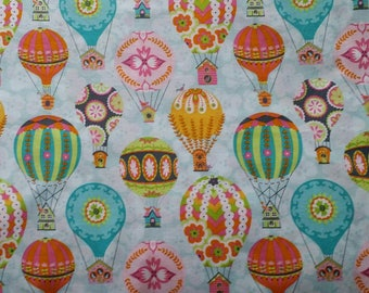 Custom Made Pantyliner - Hot Air Balloons