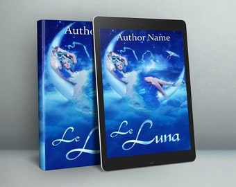 fantasy ebook or paperback cover design for self publishing authors