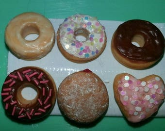1:6 scale donuts