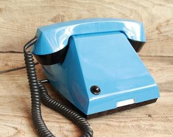 Vintage Soviet  phone / TA-68 /  Interior Design Made in USSR Vintage Factory Intercom / vintage telephone / landline phone