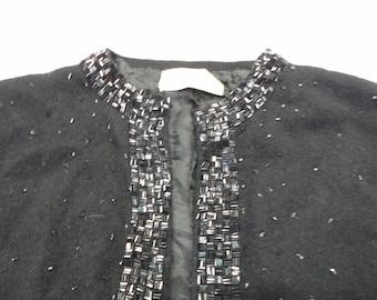 Vintage Henri Bendel Beaded Sweater