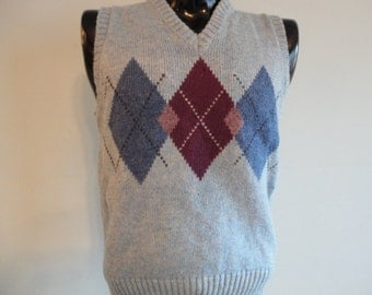 Vintage McGregor Vest sweater