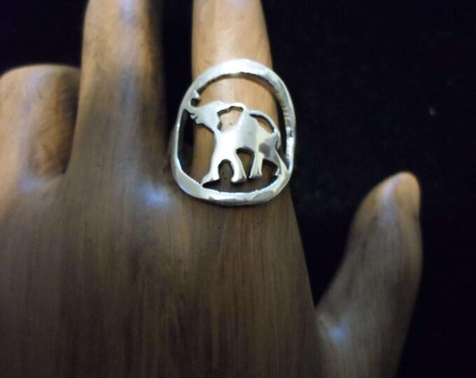 elephant ring dime size