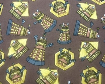 Doctor Who Handmade Cushion Pads and Covers