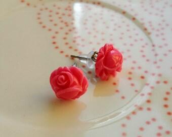 Urban Garden Party WASHINGTON Mini Rosebud (Dark Pink)