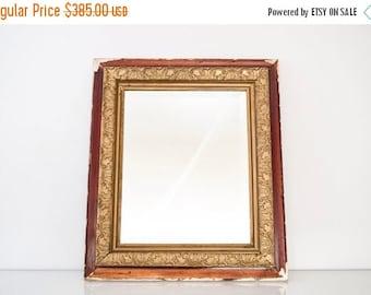 Gold Frame Mirror Etsy
