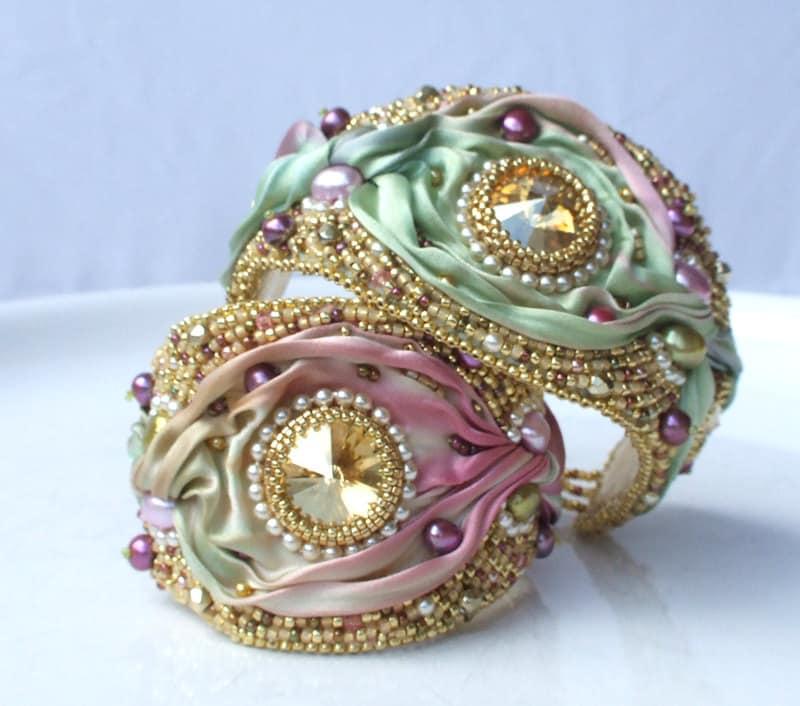 Tutorial Bead Embroidery Bracelet Shibori Silk Cuff Bracelet. Mahogany Rings. Lotus Necklace. Quote Diamond. Diamond Band. Tourmaline Gemstone. Beautiful Pendant. Wedding Stud Earrings. Seamaster Watches