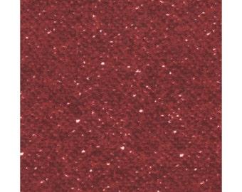 Maywood Woolies Red Tweed FLANNEL Fabric MASF-1813-R5 BTY