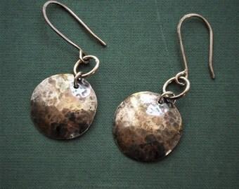 SALE 20% OFF sterling silver dangle earrings