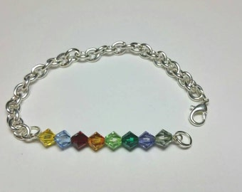 Phlebotomy Order of Draw Bracelet Size 8