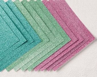 Glimmer Paper Assortment Pack- Used - FREE SHIPPING!