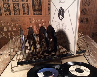 "Le Bo Record Rack. Fits 45 or 7""..."