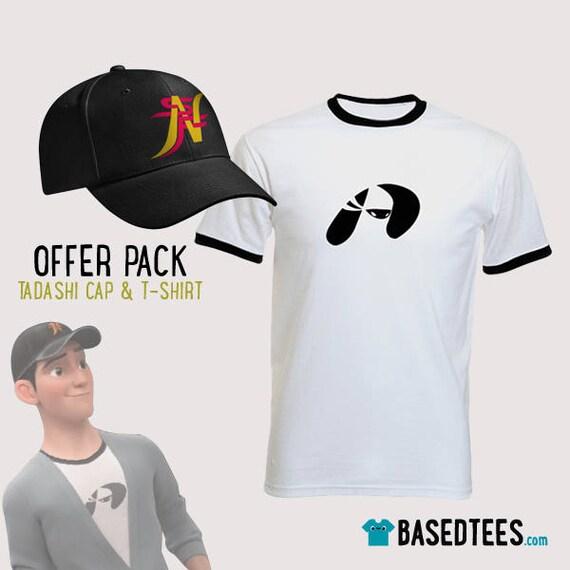 OFFER PACK Tadashi Cap & T-shirt