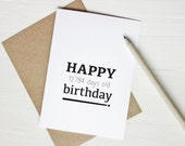 35th birthday card funny birthday card Happy 12784 days birthday for 35 year old