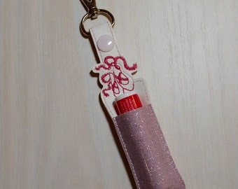 Lip Balm, Chapstick, Flash Drive, USB Drive Holder - Ballet, dance