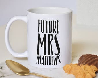 Future Mrs Bride-to-be Mug