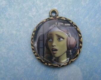 Star Wars: Hera Syndulla Pendant