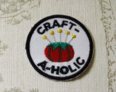 Crafting merit embroidere...