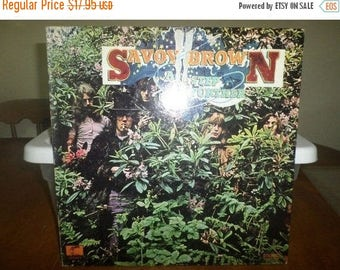 Save 30% Today Vintage 1969 Vinyl LP Record Savoy Brown A Step Further Near Mint Condition 5609