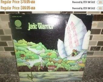 Save 30% Today Rare Vintage 1971 Vinyl LP Record Jade Warrior Vertigo Excellent Condition Stoner Rock 5630