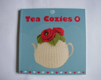 30 Different Tea Cozies  Knitting Pattern Book