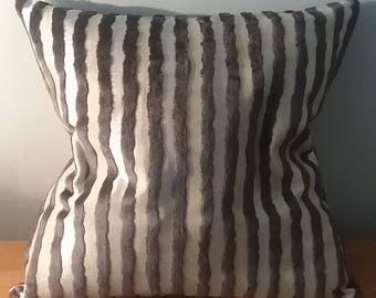 "Luxury Cut Velvet Cushions 18"" x 18"""