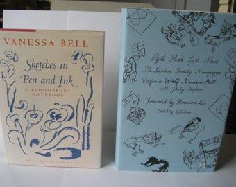 Virginia Woolf and Vanessa Bell memoirs (2 separate books)