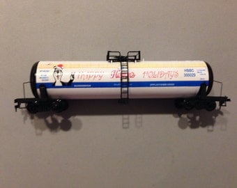 Rare, Vintage, Hamms with BEAR Round Train car