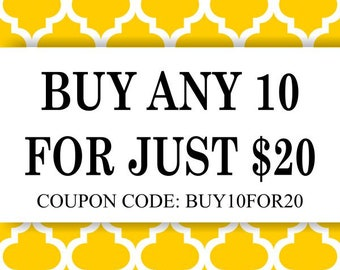 Digital Paper Sale, Coupon Code GET10FOR20 (Please Do NOT Purchase This Listing)