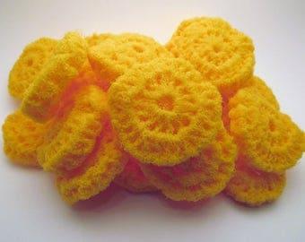 Scrubbies, Yellow