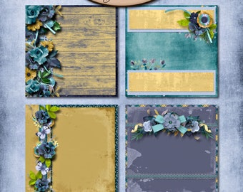 Digital Scrapbooking, Quick Page, Stackers, Bring It On