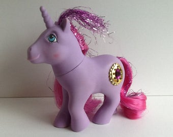 G1 My Little Pony Princess MISTY: Princess Pony Unicorn