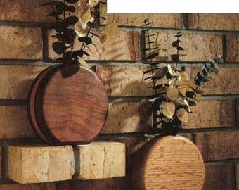 Weed Pot Woodworking Plans