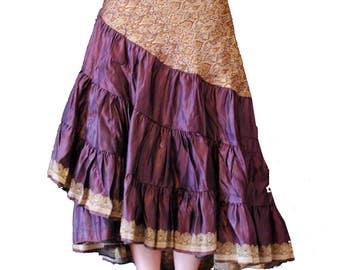 Skirt Handmade  Sari
