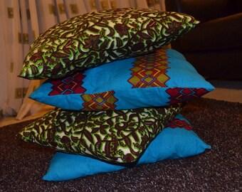 Ankara Decorative Pillows