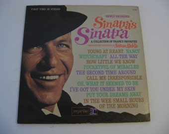 Frank Sinatra - Sinatra's Sinatra - Circa 1963