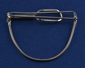 Gilt Vintage Tie Clip (810j)