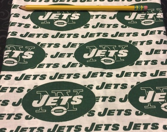 New York Jets Pencil Case, Wristlet, Cosmetic Bag #29