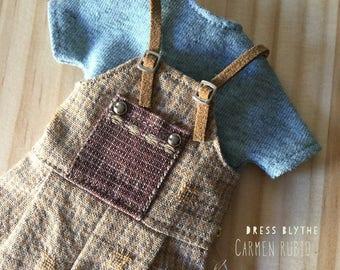 Handmade Outfit Blythe - Carmen Rubio, DressBlythe