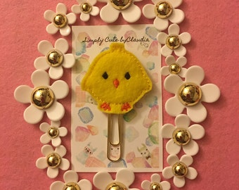 Kutie Chick with feet Planner Clip