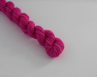 PETILLANTE SOCK, Rose, merino nylon sock yarn ,20g