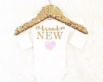 Baby Girl Coming Home Outfit, Newborn Girl Coming Home Outfit, Newborn outfit, Baby Girl Clothes